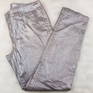 Chico's metallic pant